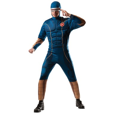 Adult Marvel X-Men Cyclops Halloween Costume Size Standard
