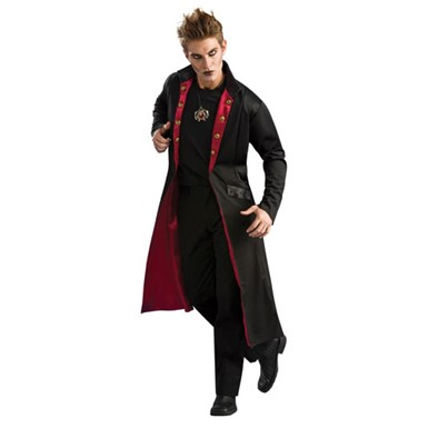 Adult Mens Halloween Vampire Coat 44