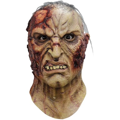 Adult Mortus Zombie Horror Halloween Mask