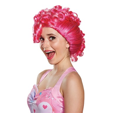 Adult My Little Pony Movie Pinkie Pie Wig