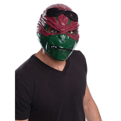Adult Ninja Turtles Raphael 3/4 Mask