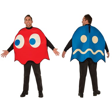 Adult Pac-Man Blinky Halloween Costume