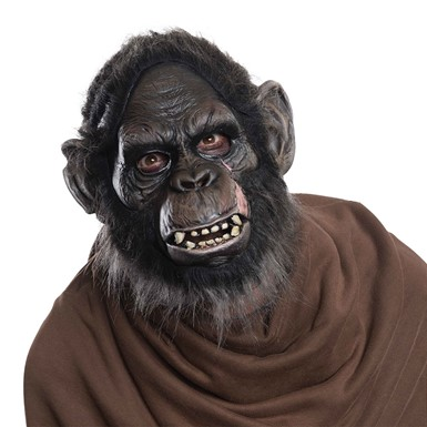 Adult Planet of the Apes Koba Halloween Mask