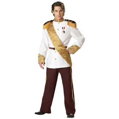 Adult Prince Charming Costume - Ultimate Collection