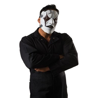 Adult Slipknot Jim Evil Costume Mask