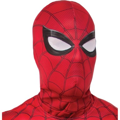 Adult Spiderman Homecoming Costume Hood