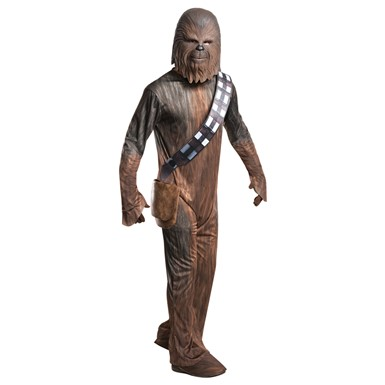 Adult Star Wars Classic Chewbacca Halloween Costume