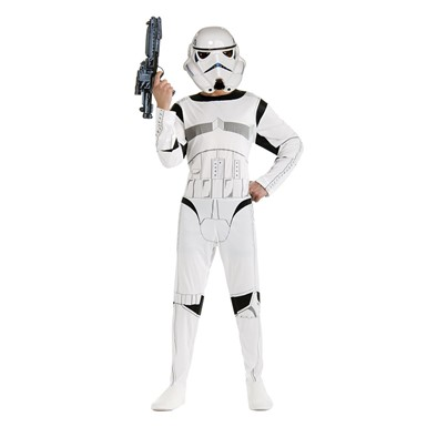 Adult Star Wars Stormtrooper Halloween Costume