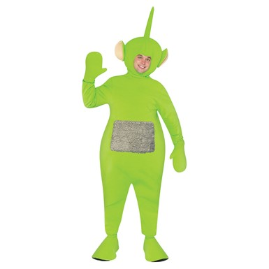 Adult Teletubbies Dipsy Halloween Costume
