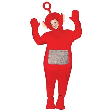 Adult Teletubbies Po Halloween Costume