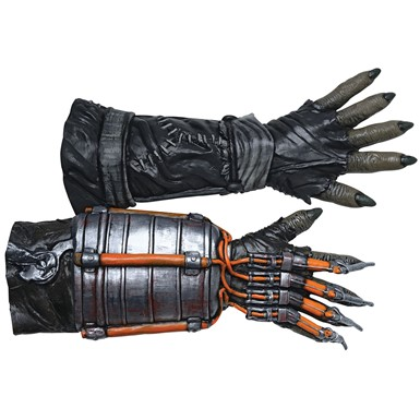 Adult The Scarecrow Deluxe Halloween Gloves