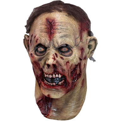 Adult Undead Zombie Horror Costume Mask