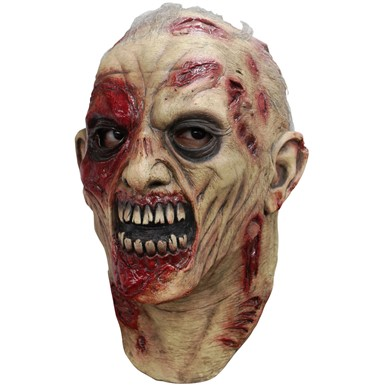 Adult Unearthed Zombie Horror Costume Mask