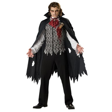 Adult Vampire Costume - Vampire B. Slayed