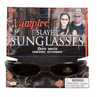 Adult Vampire Slayer Sunglasses