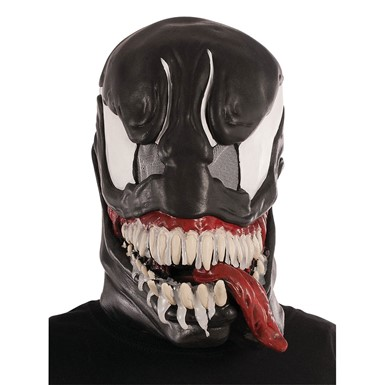 Adult Venom 3/4 Halloween Mask