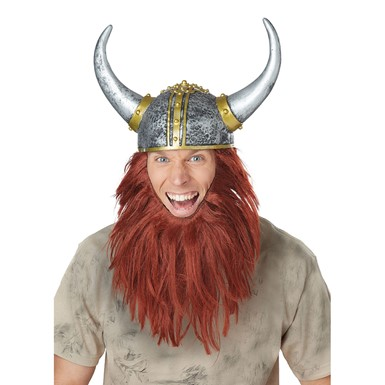 Adult Viking Halloween Getup