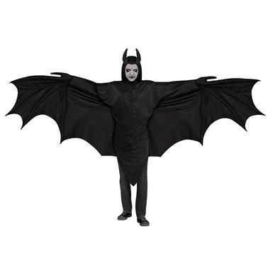 Adult Wicked Wing Bat Costume size Standard