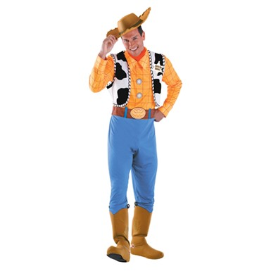Woody Costume Adult 36