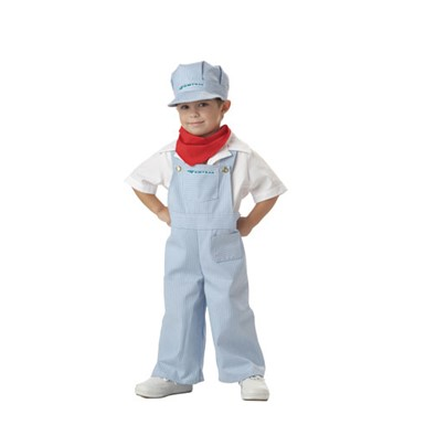 Amtrak Train Engineer Costume - Toddler