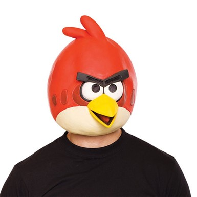 Angry Birds Red Bird Mask