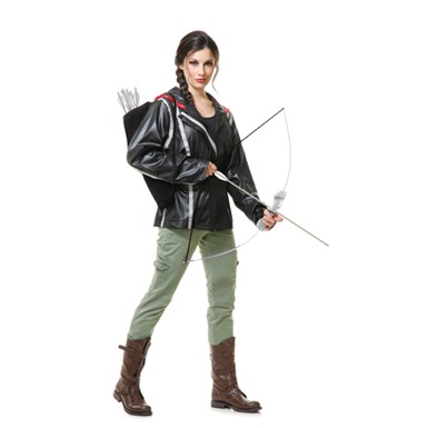 Archer Jacket Costume - Womens