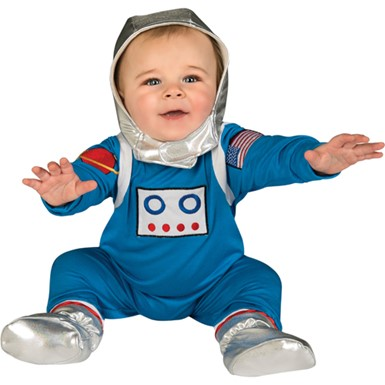 Astronaut Onsie Costume - Newborn/Infant