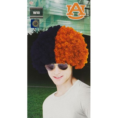 Auburn University Wig Halloween Costume Accessory