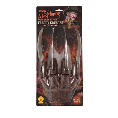 Authentic Freddy Glove - Nightmare on Elm Street