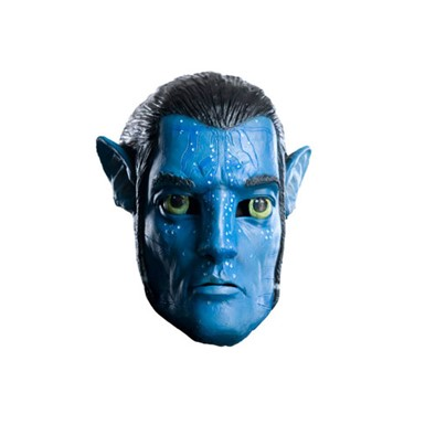 Avatar Deluxe Jake Sully Adult Halloween Costume Mask