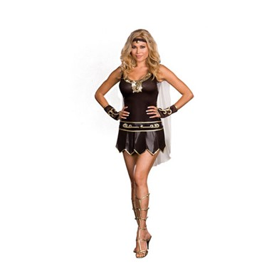Babe-A-Lonian Warrior Queen Plus Size Gladiator Outfit