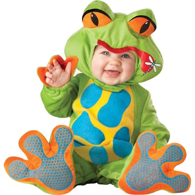 Baby Animal Halloween Costume - Lil' Froggy