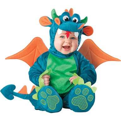 Baby Dragon Fantasy Animal Halloween Costume