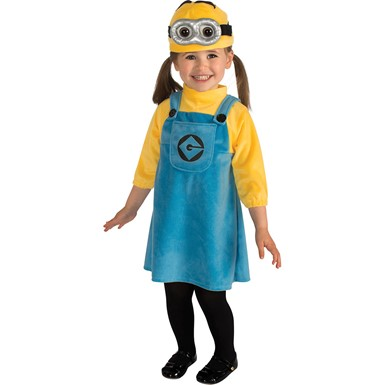 Baby Female Minion Despicable Me Costume
