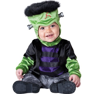 Baby Frankenstein Cute Monster Halloween Costume