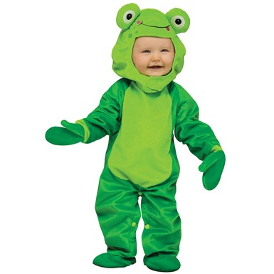 Baby Froggy Halloween Costume