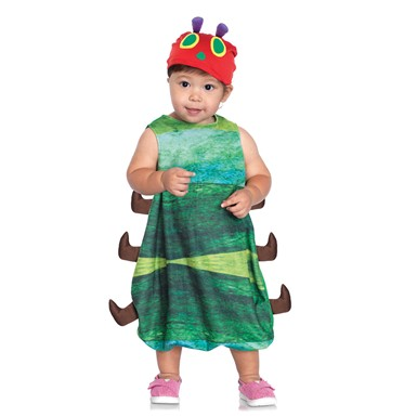 Baby Hungry Little Caterpillar Costume