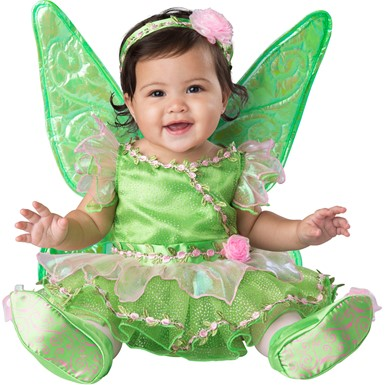Baby Lil Fairy Tinkerbelle Halloween Costume