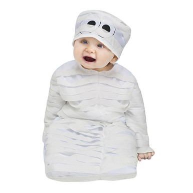 Baby Mummy Bunting Halloween Costume Size Up to 9 Months
