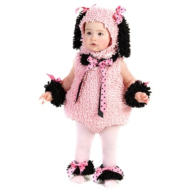 Baby Poodle Costume