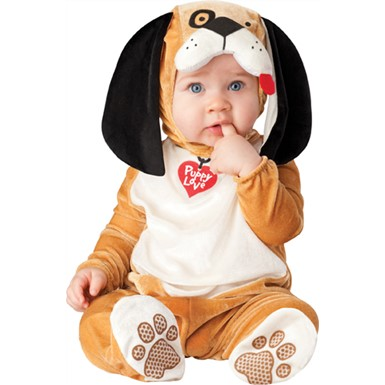 Baby Puppy Dog Halloween Costume