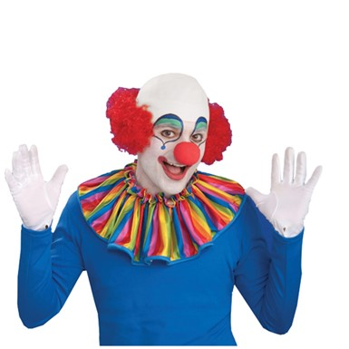 Bald Cap - Clown Wig