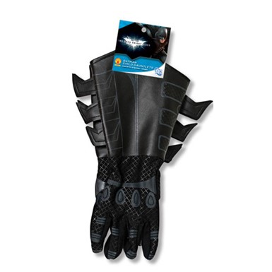 Batman Child Gauntlets Halloween Costume Accessory