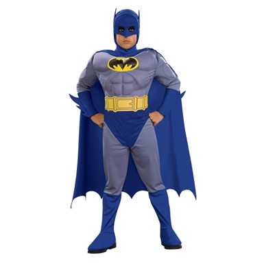 Batman Halloween Costume for Kids - Deluxe