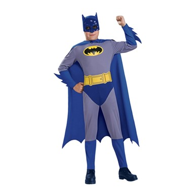 Batman Kid's Costume - Brave and Bold
