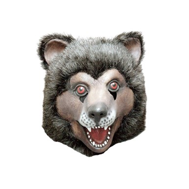 Bear  Mask Halloween Costumes Adult Mens