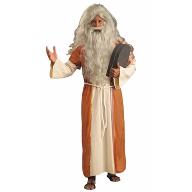 Biblical Moses Halloween Costume for Adults