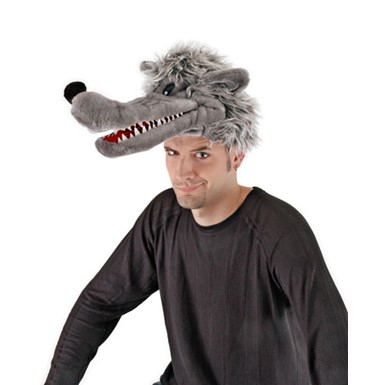 Big Bad Wolf Puppet Hat