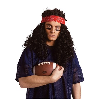 Big Hair Sportsman Wig