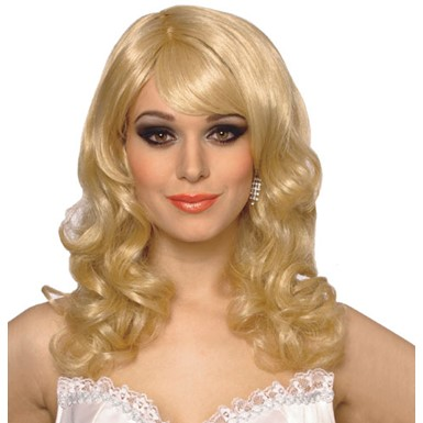 Blonde Katy Perry Halloween Costume Wig
